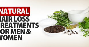 درمان ریزش مو با داروهای گیاهی