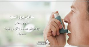 عوامل بروز آسم: آسم چیست و چه عواملی سبب بروز آن می شود؟ (بخش اول)