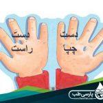 دست چپ دست راست