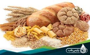 عدم مصرف نان سفید
