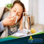 المشروبات المفيدة لعلاج الأنفلونزا