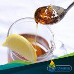 المشروبات المفيدة لعلاج الأنفلونزا-مشروب العسل  والليمون الحامض