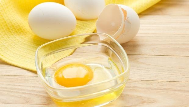 نقش تخم مرغ برای موخوره
