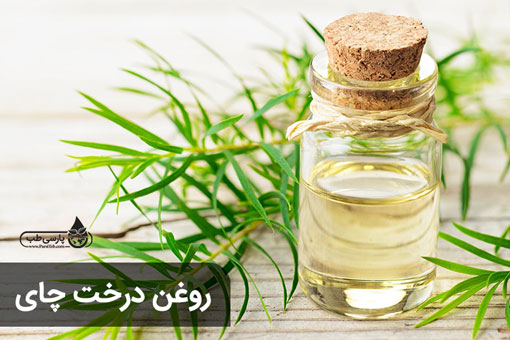 درمان موخوره با ماسک روغن درخت چای