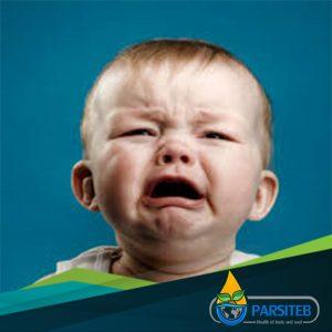 أعراض نقصان فيتامين B6-البكاء وعدم ارتياح الأطفال