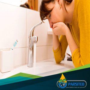 أعراض نقصان فيتامين B6-الغثيان الصباحي