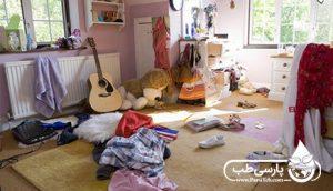 ضررهای خانه تکانی