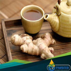 شاي الزنجبيل يستطيع أن يزيد من نسبة فيتامين C في الجسم