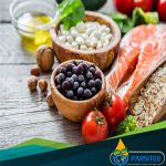 المواد الغذائية المضادة للشيخوخة-الحمية الغذائية الصحية