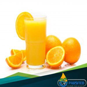20 مادة غذائية مفيدة لصحة القلب!-عصير البرتقال