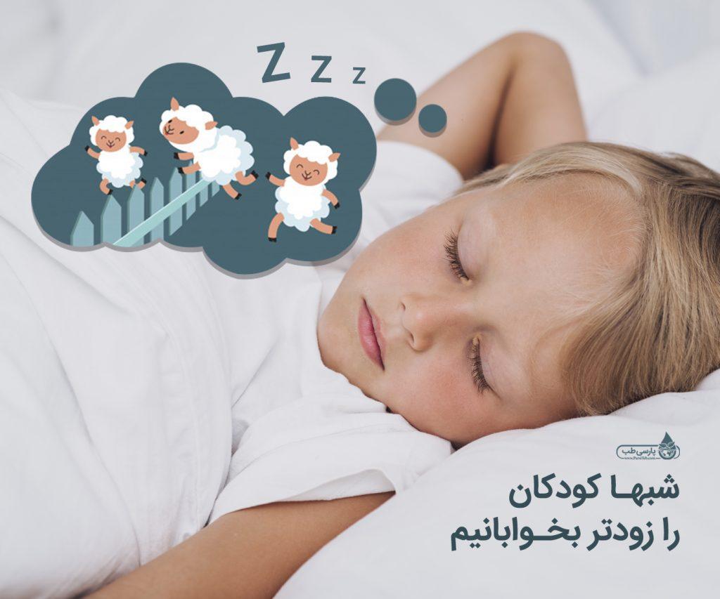 کنترل استرس کودکان