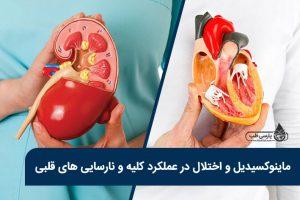 ماینوکسیدیل و اختلال در عملکرد کلیه و نارسایی های قلبی
