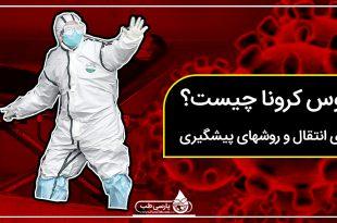 ویروس کرونا چیست؟ راه های انتقال و روشهای پیشگیری