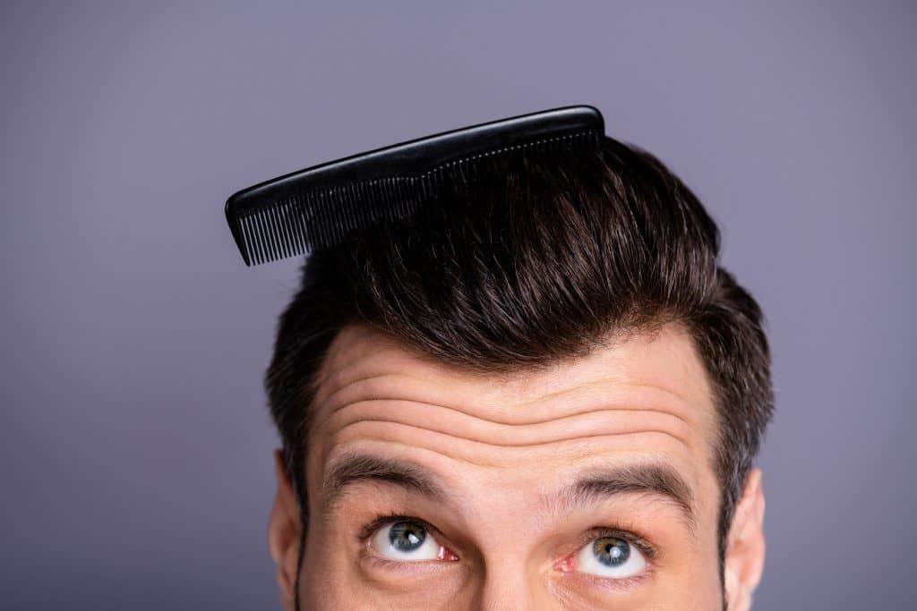 تست ریزش مو طبیعی