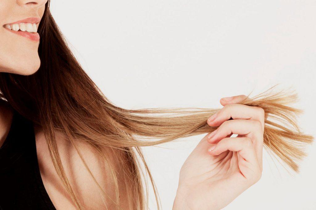تست کشیدن مو