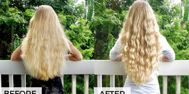 درمان خشکی موهای رنگ شده و آسیب دیده با پروتئین تراپی طبیعی