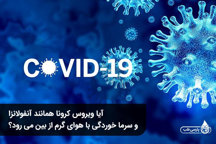 مهار ویروس کرونا