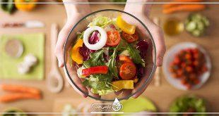 اصول و روشهای تغذیه مناسب، رژیم و برنامه غذایی